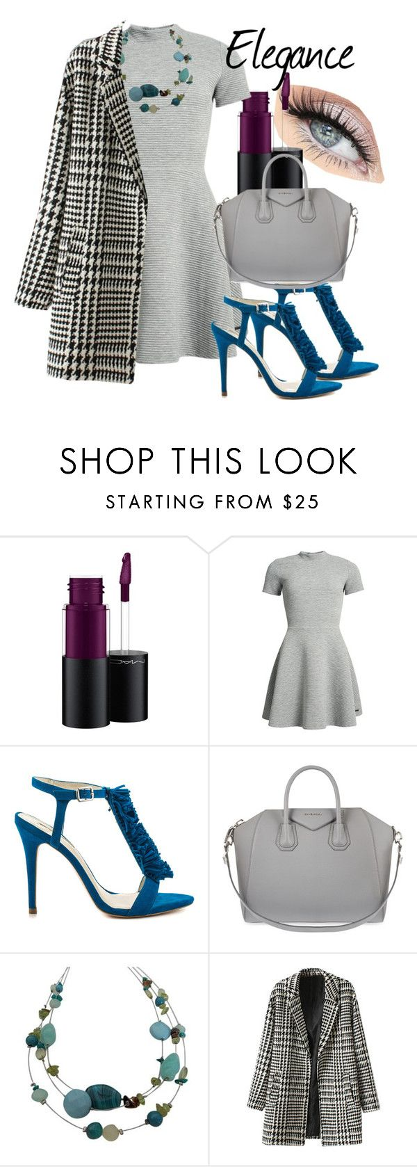 """""""Summer to Fall"""" by nimas on Polyvore featuring MAC Cosmetics, Superdry, BCBGeneration, Givenchy and Lia Sophia"""