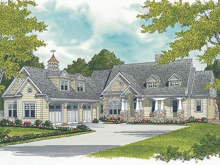 93 best Lake House Plans images on Pinterest Lake house plans