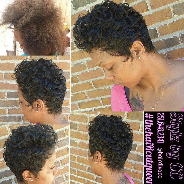 Best Hairstyles Images On Pinterest Hairstyles Pixie - Hairstyles for short hair kenya