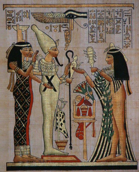 Egyptian Gods And Goddesses - Bing Images