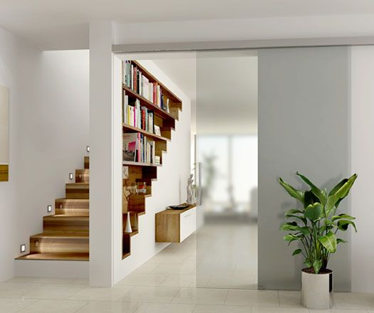 Stair & Shelving