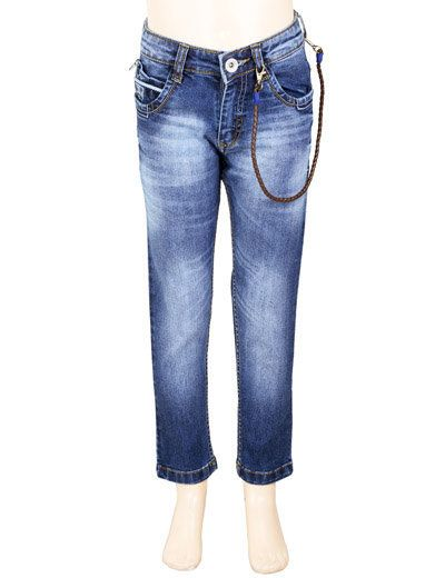 Jeans are the best friend of men and also kids. And this one will be your kid's favourite in no time Product code - G3-BJE0226 Price - INR 1328/-
