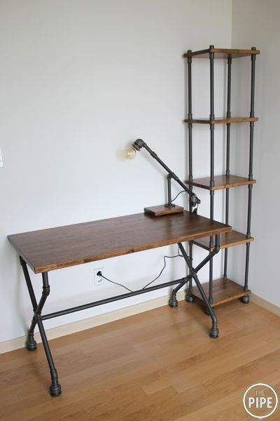 25 Best Ideas about Pipe Furniture on Pinterest  Plumbing pipe