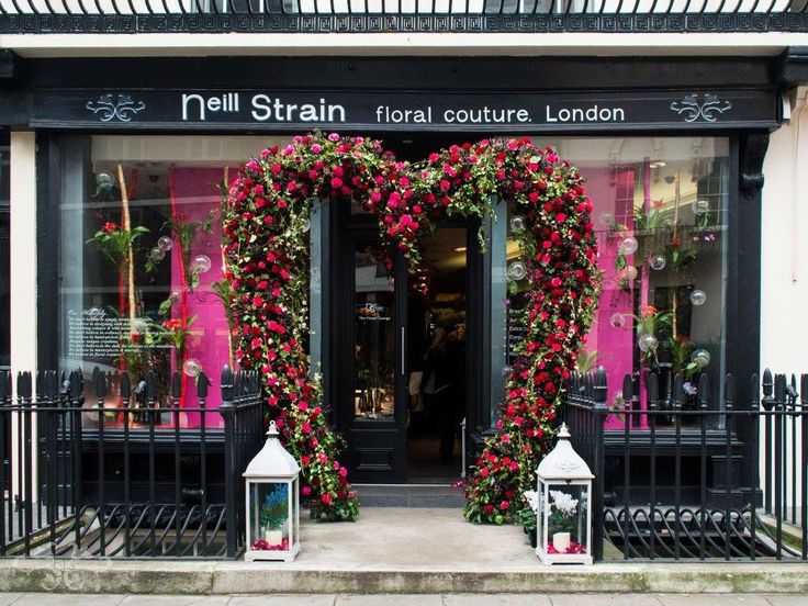 Welcome to Neill Strain Floral Couture at The Flower Lounge.