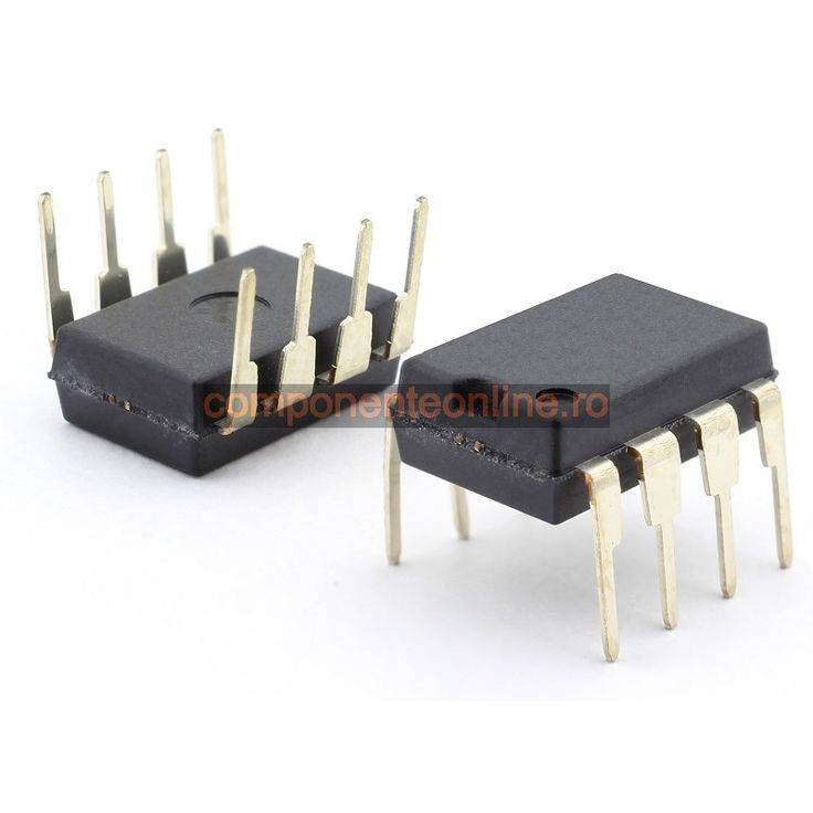 LM358N, amplificator operational, ON Semiconductor - 003202