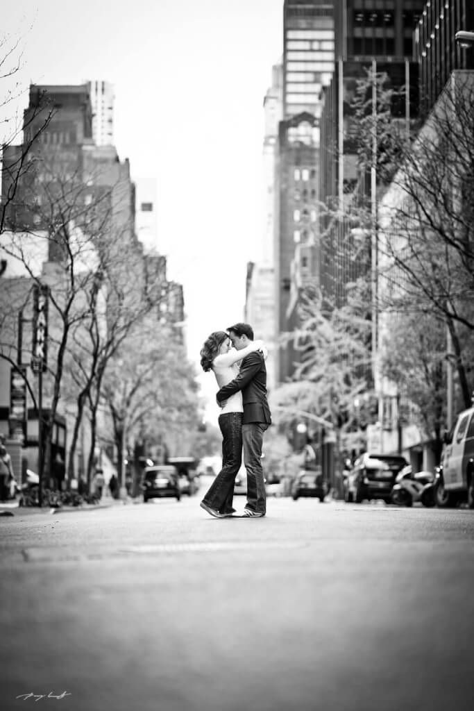 Engagement Shooting New York USA