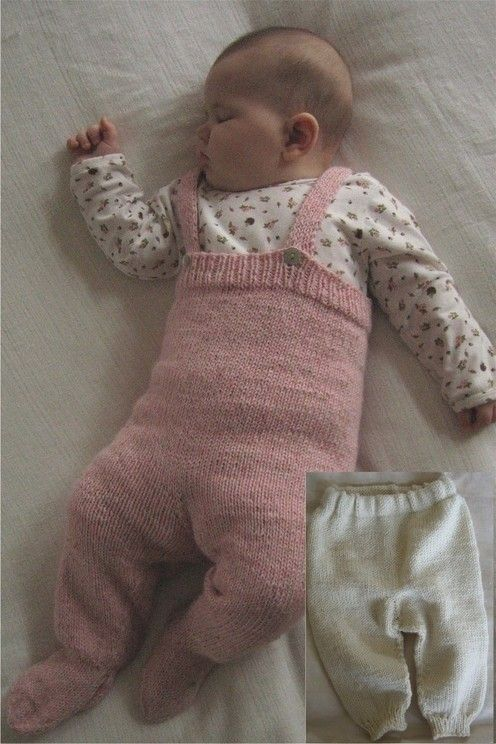 Knitting Pure and Simple--Diane Soucy--Baby Bottoms