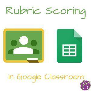 Google Classroom - Using RubricTab to Assess Students - Teacher Tech