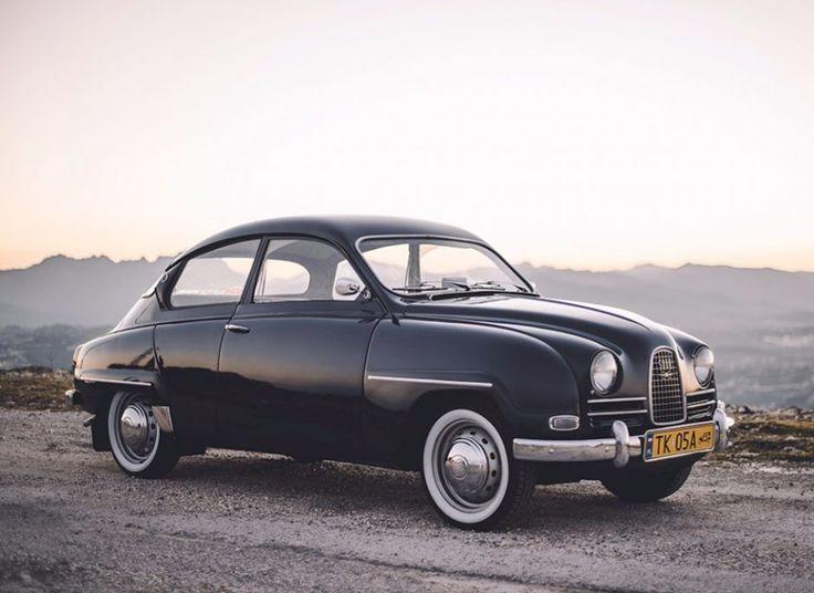 1962 Saab 96 | Bring a Trailer