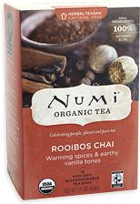 Roobios Chai...had for the first time in Denver this weekend and LOVED it!! Was sneaking every tea bag available at coffee service during our meetings