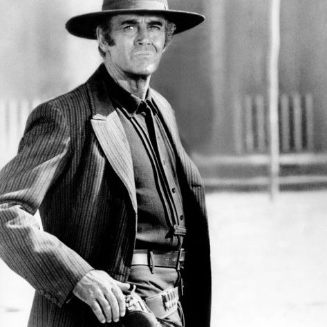 Once Upon a Time in the West, Henry Fonda