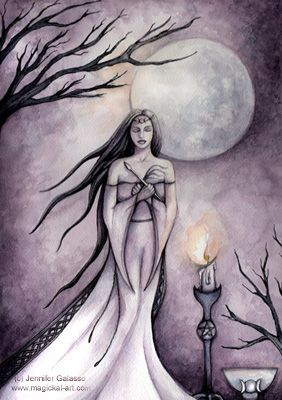 Wiccan Goddess of Protection | Japan - Blogs - Wicca Online Community For Pagans and Wiccans