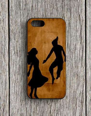 Peter Pan Quote Galaxy iPhone 5 | 5S Case