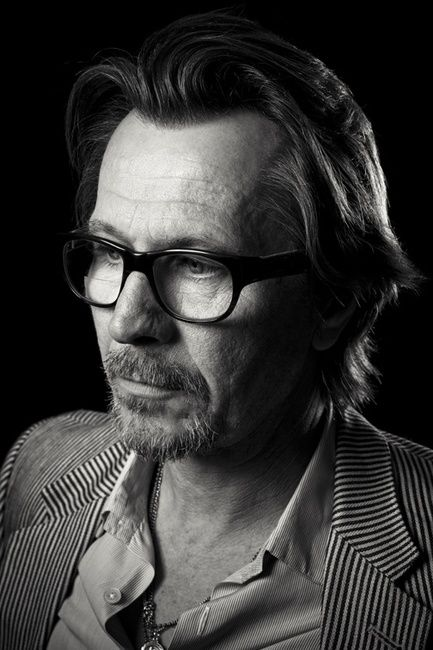 Gary Oldman. Such an amazing man, who I recently discovered plays Sirius Black AND Commissioner Gordon