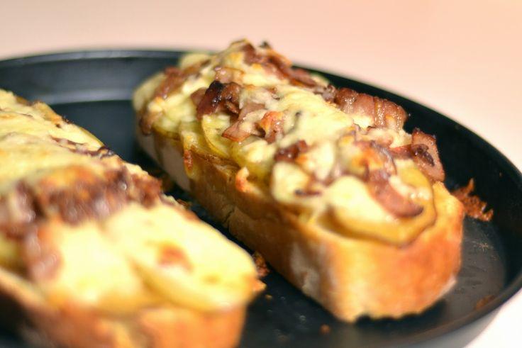 Mrs. Lovett's pies: Hier soir au bouchon..