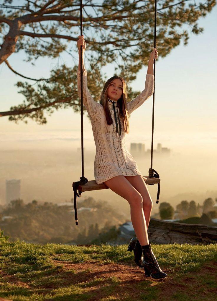 Miranda Kerr for Harper's Bazaar Australia by Kai Z Feng