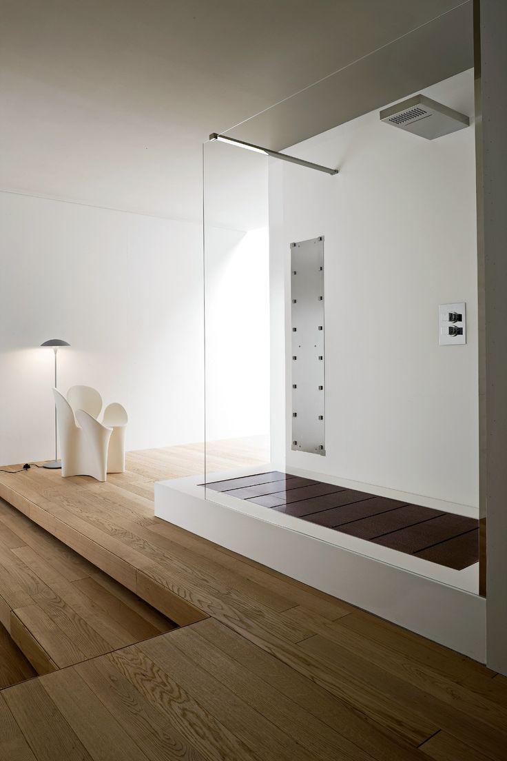 UNICO Vasca da bagno con doccia by Rexa Design design Imago Design