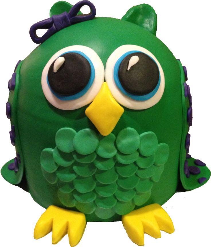 #owlcake #owl #cake #hoothoot #dilicakes