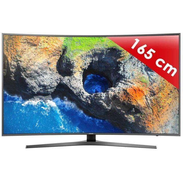 72558321178 Samsung TV BRUN UE 65  MU 6645