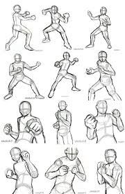 Image result for how to draw anime running pose