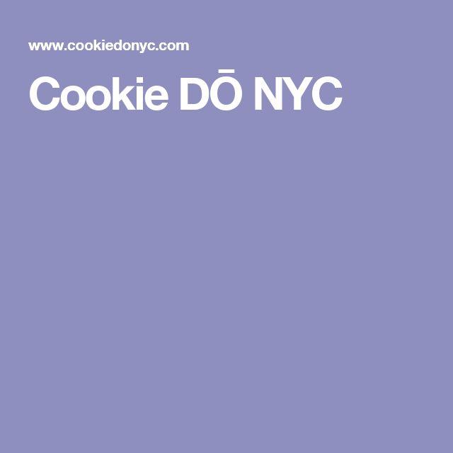 Cookie DŌ NYC