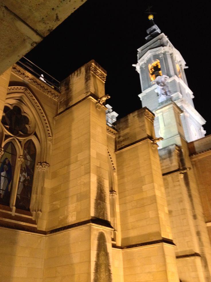 Santa Iglesia Catedral De La Almudena Detalle Calle Bailén 10 Iglesia Catedral Santa Iglesia Catedral