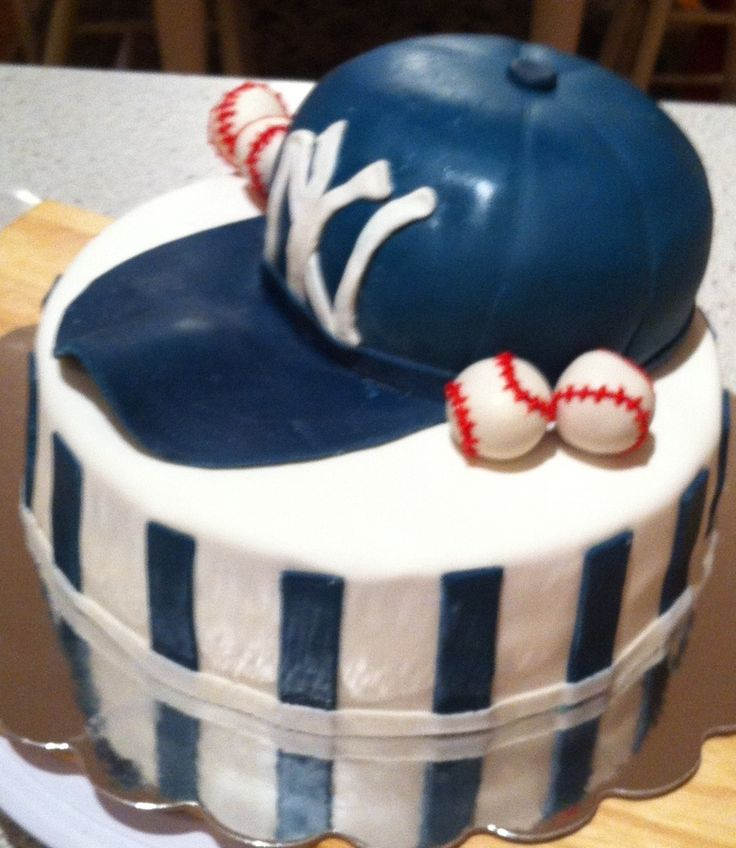 Top Baseball Cakes: 17 Best Images About Baseball Cakes On Pinterest