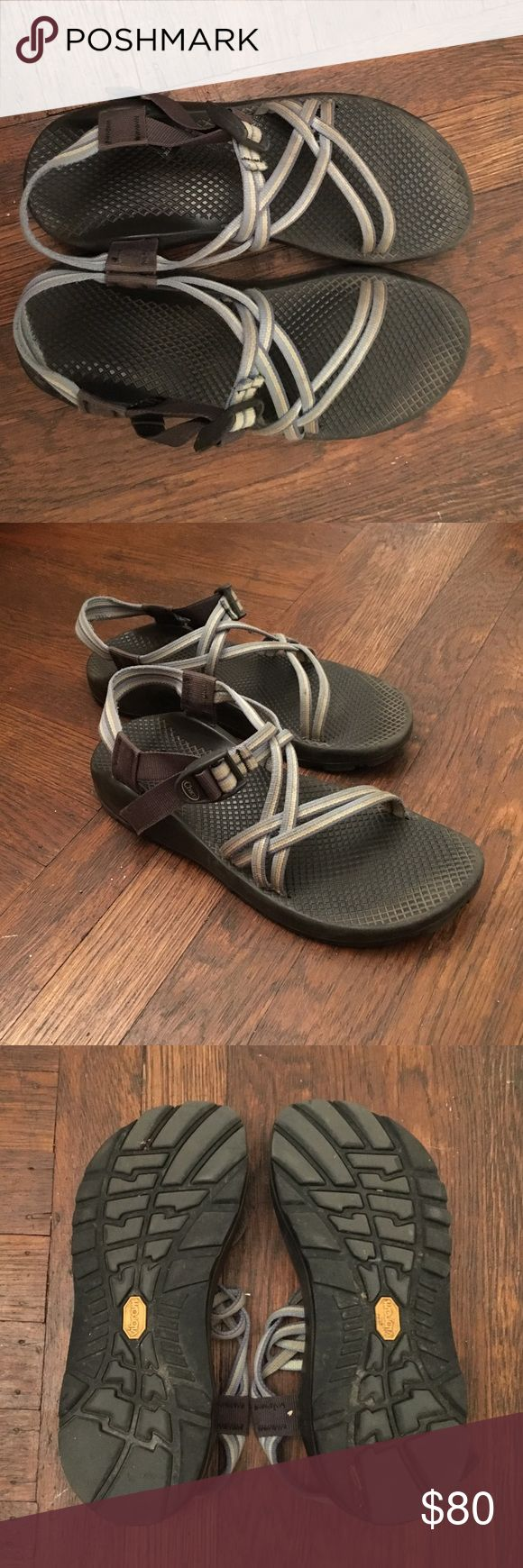 Women's Chaco sandal size 9 Used women's chacos size 9. Tred is still great. Straps are in good condition. Will trade for a size 8 pair of women's chacos. Chacos Shoes Sandals