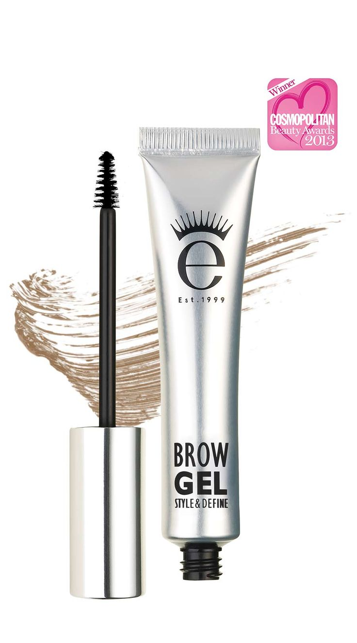 If I ever did anything to my brows, it would be just applying this clear gel.