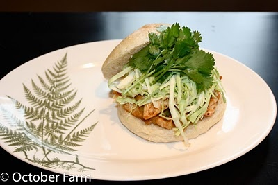 Asian Chicken Salad Sandwiches | Recipes | Pinterest