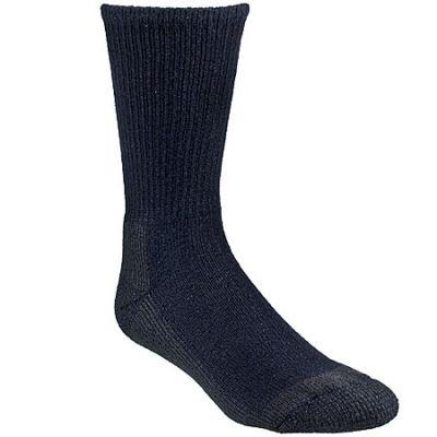 Wigwam Socks Men's F1140 052 Black At Work Steel Toe Work Socks