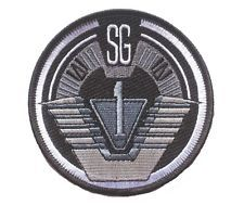 Stargate SG-1 team uniform Logo embroidered Badge Patch 10x10 cm 4""
