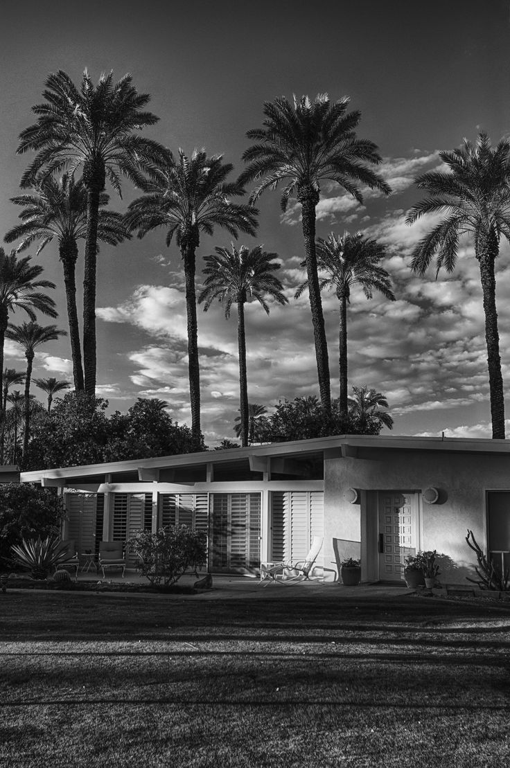 Modern homes los angeles brentwood untouched 1960 mid century modern - Mid Century Modern Architecture Tamarisk Ranchos Photo By Jim Riche
