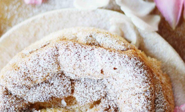 Rosen-Chiffon Kuchen   Backen in den 50er Jahren