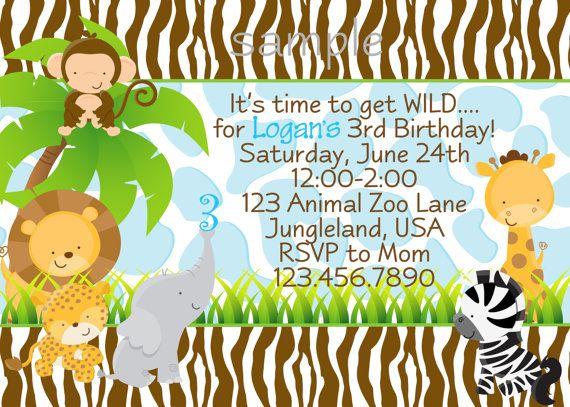 136 best Zoo images on Pinterest Birthdays Birthday celebrations