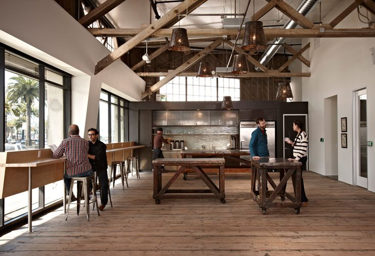 office by jensen architects converted industrial office space more