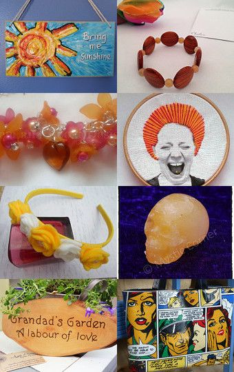 Marmalade by Lily Smart on Etsy--Pinned with TreasuryPin.com