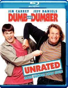 Top Comedy Movies - Dumb And Dumber  Embarrassed to say I loved this movie!