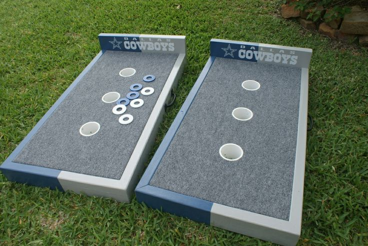 Dallas Cowboys Washer Boards Washer Boards Pinterest