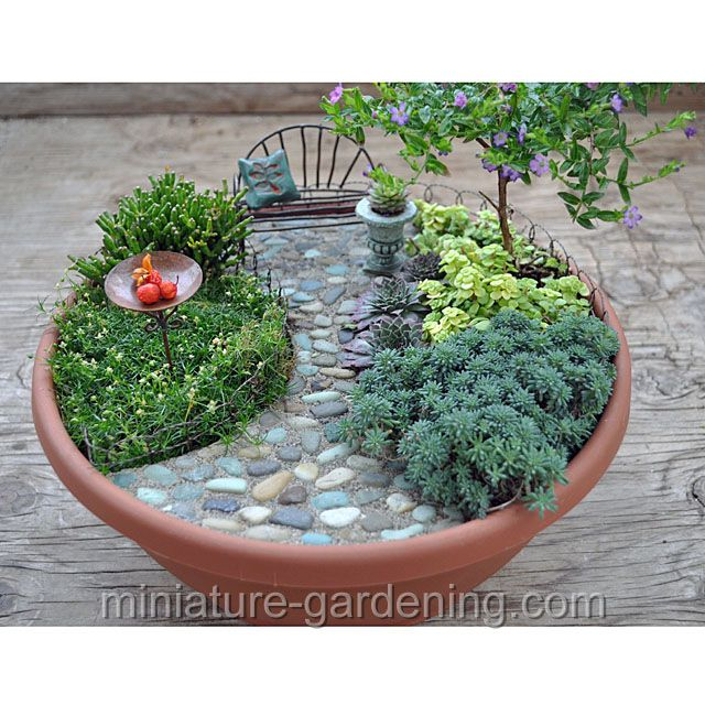 Stone Path Completeddragon Stories: #fairygarden #fairyhouses