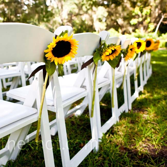 find this pin and more on sunflower wedding