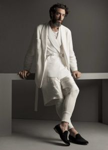 La Perla Mens Loungewear + Beachwear Spring/Summer 2015