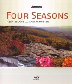 Blu-Ray Four Seasons  Description: Wereldberoemde panorama's en de verborgen schoonheid van plekken die niet zo bekend zijn bieden u de allerdiepste ontspanning aan. Dankzij Peak Escape kunt u de ongereptheid van de Appalachen op een unieke wijze beleven. Dit fascinerende gebergte steekt hoog boven North Carolina en Tennessee uit en is één van de oudste bergketens ter wereld. Dit cyclische verhaal van de seizoenen is de omvangrijkste documentatie die ooit over dit gebied op film is…