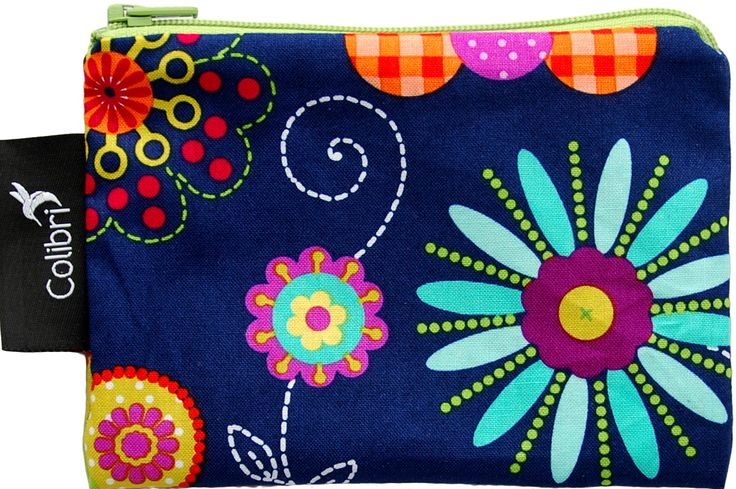 Colibri Snack Bag, Carnival, made in Canada, $7.95 http://www.mylittlegreenshop.com/ProductDetails.asp?ProductCode=MEAL_sling_snack_bags