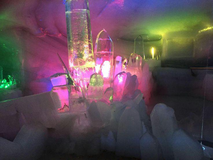 Dachstein Eispalast #schladming #derdachstein