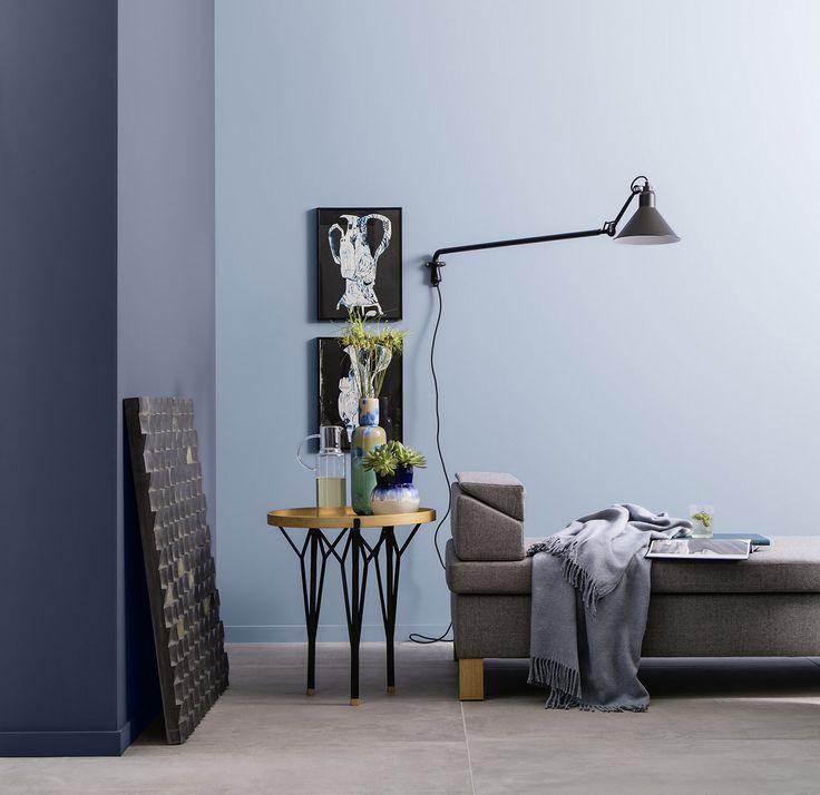 Farbe puderrosa kombinieren wohnen farbe puderrosa richtig kombinieren ideen zum wohnen und - Wohnung tapeten ideen ...