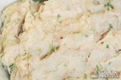 Recette de pâté de haricots blancs   – receitas