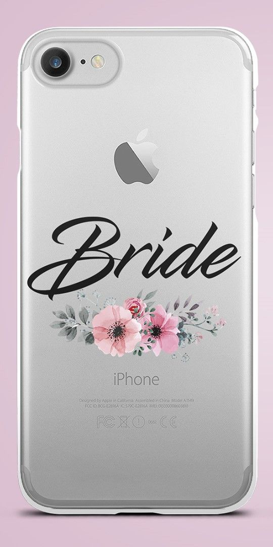 iPhone Erstelle deine süße, persönliche und selbst gestaltete Handyhülle für eure Hochzeit auf www.deindesign.de   Für über 3.000 Geräte, darunter viele iPhone und Samsung Smartphones.