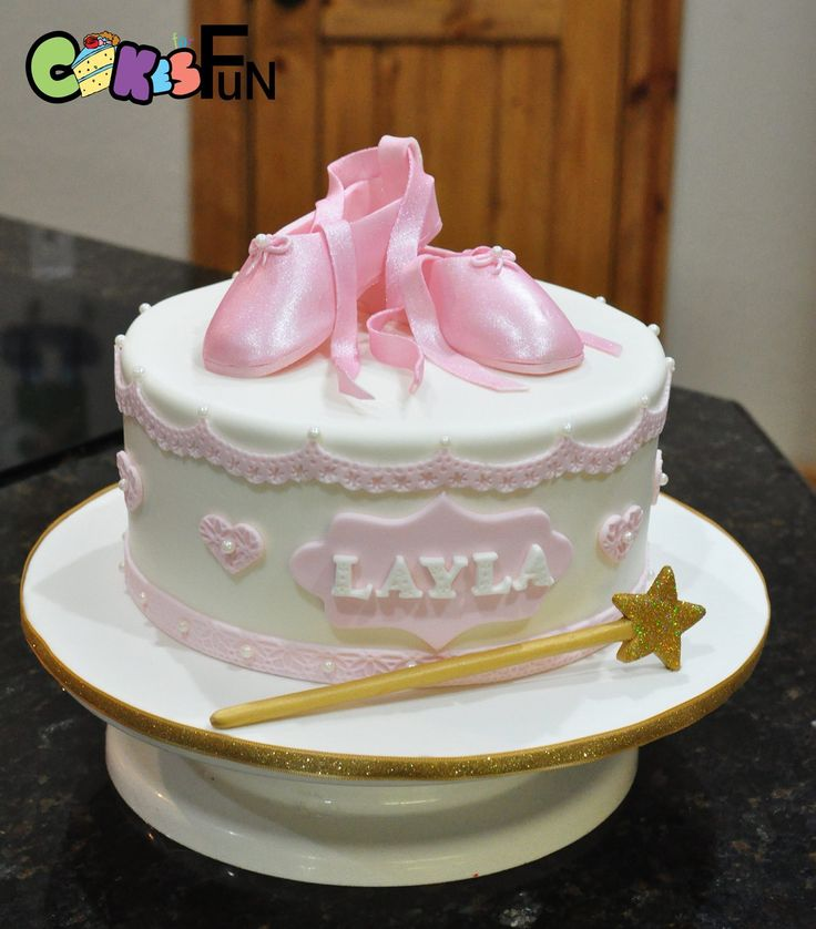 Best 25 ballet birthday cakes ideas on pinterest for Angelina ballerina edible cake topper decoration sale
