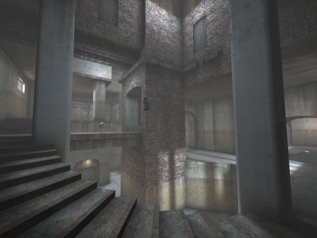 QuakeLive industrial decay variant